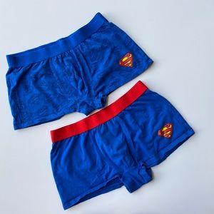 Tchibo Superman Boxer Shorts Underwear Set